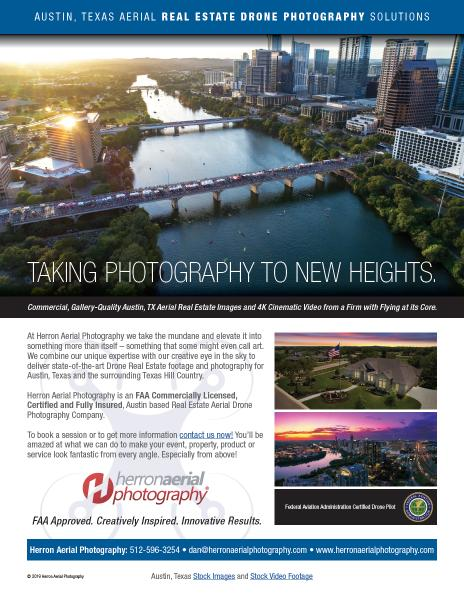 Herron Aerial Photography Drone Services Austin Texas